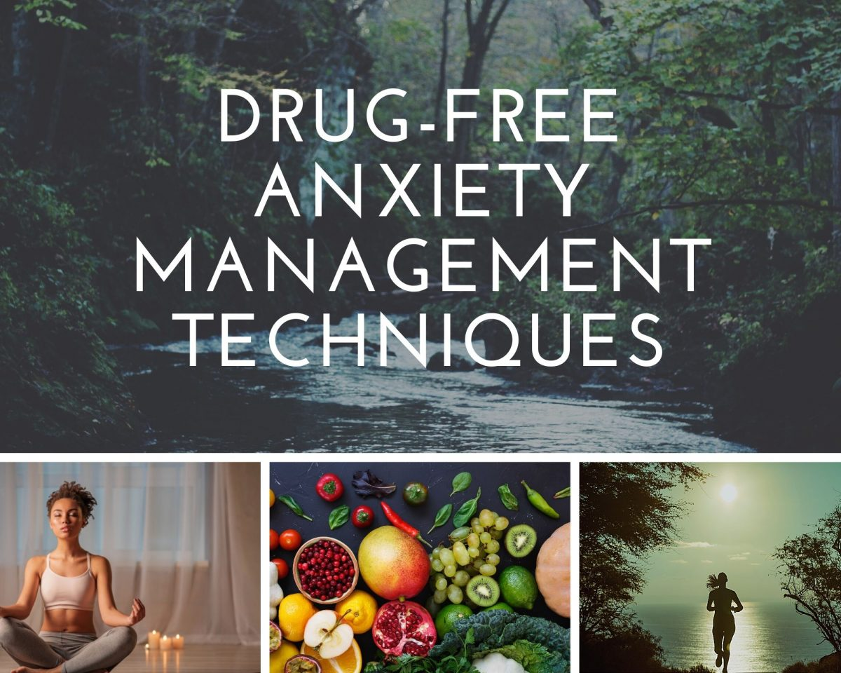 Drug-Free Anxiety Management Techniques: Anxiety Tracking Apps and More